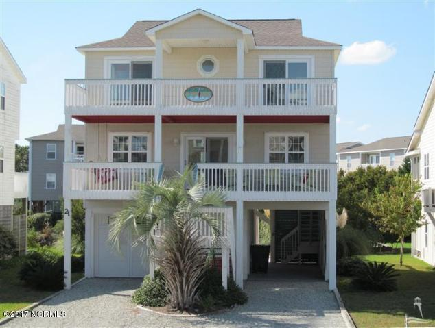 21 W Asheville Street, Ocean Isle Beach, NC 28469 (MLS #100092895) :: Coldwell Banker Sea Coast Advantage