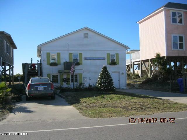 2213 E Beach Drive, Oak Island, NC 28465 (MLS #100093395) :: The Keith Beatty Team