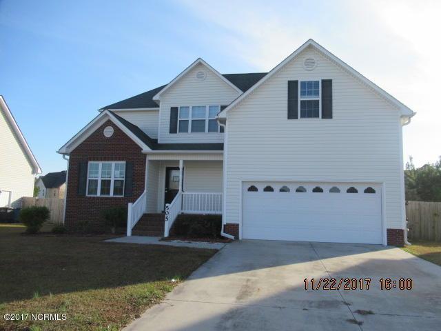 505 Brunswick Drive, Jacksonville, NC 28546 (MLS #100093496) :: Terri Alphin Smith & Co.