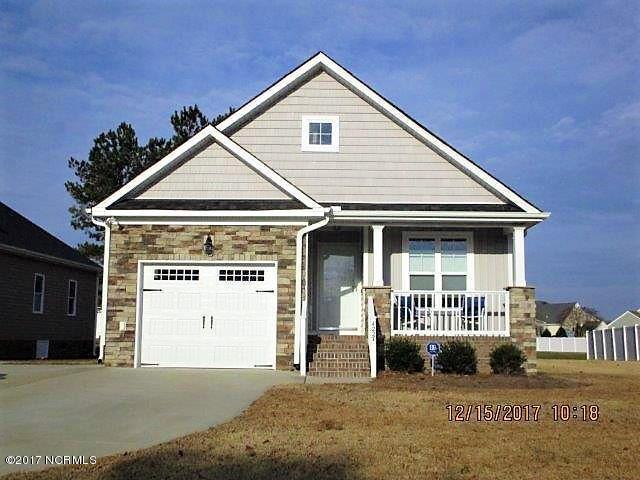 4227 Country Club Drive NW, Wilson, NC 27896 (MLS #100093506) :: Coldwell Banker Sea Coast Advantage