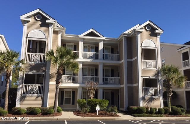 864 Great Egret Circle SW #1, Sunset Beach, NC 28468 (MLS #100093527) :: Harrison Dorn Realty