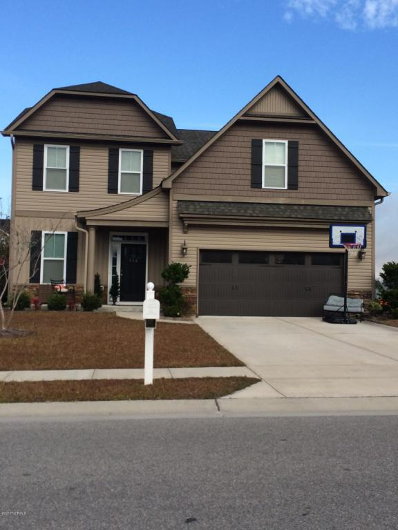 715 Pine Cone Drive, Winnabow, NC 28479 (MLS #100093571) :: The Keith Beatty Team