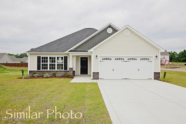 215 Wood House Drive, Jacksonville, NC 28546 (MLS #100093596) :: Century 21 Sweyer & Associates