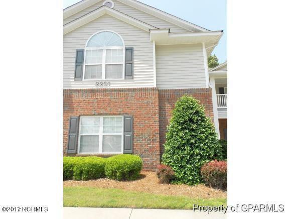 2231 Locksley Woods Drive D, Greenville, NC 27858 (MLS #100093607) :: Courtney Carter Homes