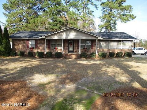 521 Byrd Yancey Bass Road, Clinton, NC 28328 (MLS #100093621) :: Century 21 Sweyer & Associates