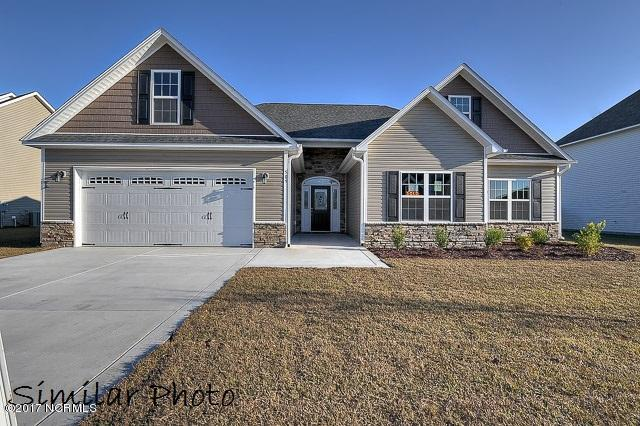514 Turpentine Trail, Jacksonville, NC 28546 (MLS #100093912) :: The Keith Beatty Team