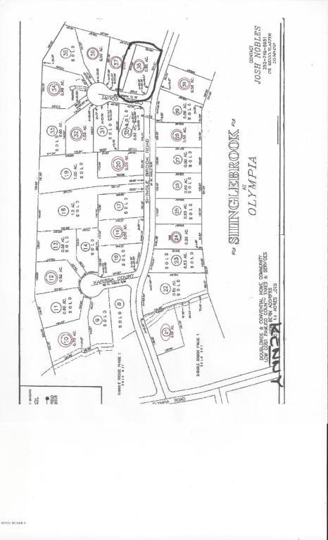 267 Shingle Brook Road, New Bern, NC 28560 (MLS #100094080) :: The Keith Beatty Team