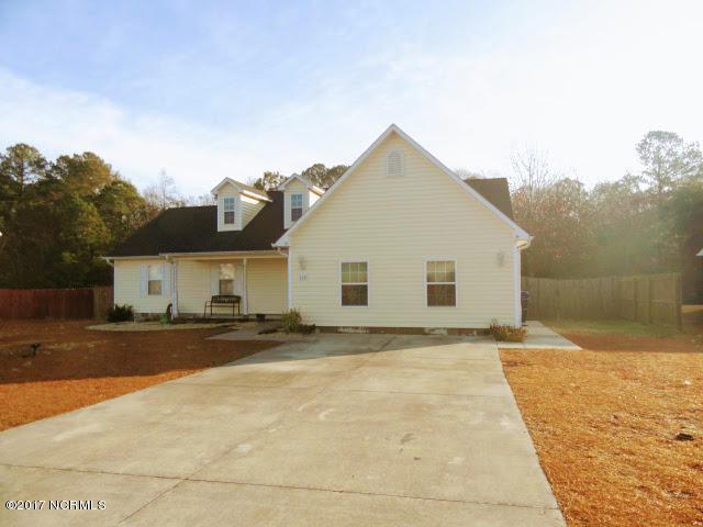 110 Linden Road, Richlands, NC 28574 (MLS #100094087) :: Harrison Dorn Realty