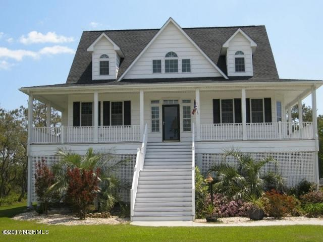 211 Pintail Lane, Harkers Island, NC 28531 (MLS #100094918) :: RE/MAX Essential
