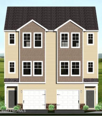 709 Elton Avenue #1, Carolina Beach, NC 28428 (MLS #100095517) :: Century 21 Sweyer & Associates