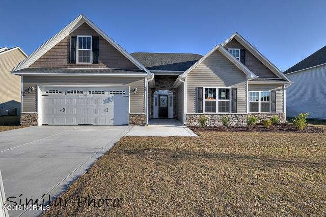 211 Wood House Drive, Jacksonville, NC 28546 (MLS #100095646) :: The Keith Beatty Team