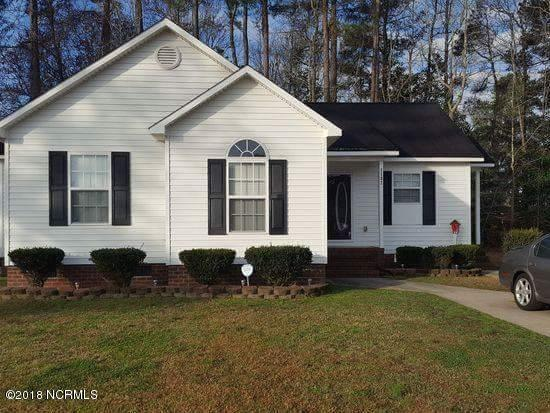 1102 Pamela Drive, Kinston, NC 28504 (MLS #100095784) :: Courtney Carter Homes