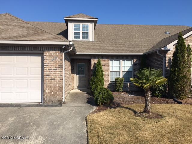 399 Castle Bay Drive, Hampstead, NC 28443 (MLS #100096742) :: Century 21 Sweyer & Associates