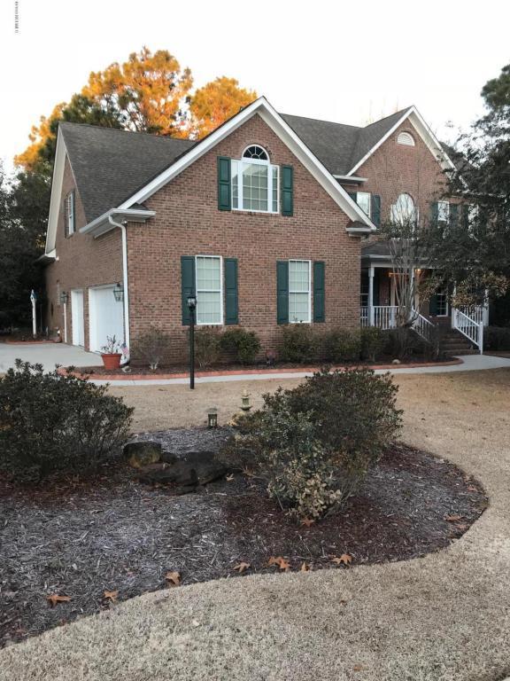 1409 Hollybriar Drive, Wilmington, NC 28412 (MLS #100096889) :: Century 21 Sweyer & Associates