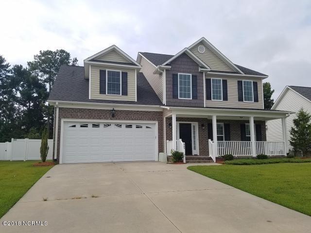 905 Mill Creek Drive, Greenville, NC 27834 (MLS #100096992) :: Century 21 Sweyer & Associates