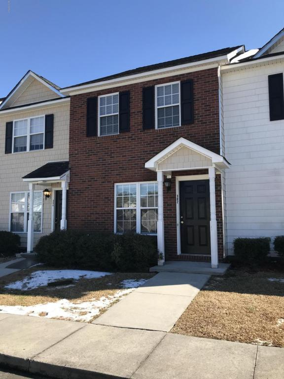 302 Ashwood Drive, Jacksonville, NC 28546 (MLS #100097071) :: Century 21 Sweyer & Associates