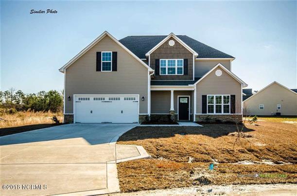 303 Little Egret Lane, Swansboro, NC 28584 (MLS #100097356) :: RE/MAX Essential