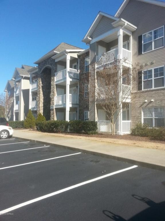 645 Condo Club Drive #211, Wilmington, NC 28412 (MLS #100098095) :: David Cummings Real Estate Team