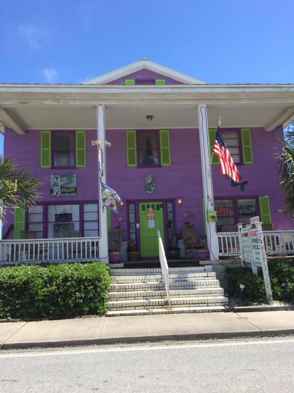 308 N Carolina Beach Avenue, Carolina Beach, NC 28428 (MLS #100098425) :: Century 21 Sweyer & Associates