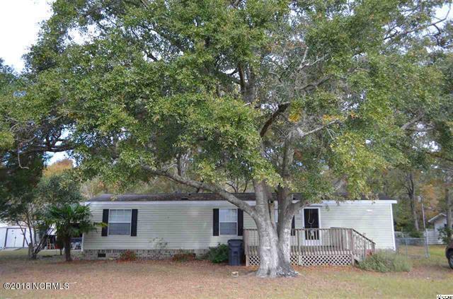 7152 Westbrook Avenue SW, Ocean Isle Beach, NC 28469 (MLS #100098495) :: David Cummings Real Estate Team