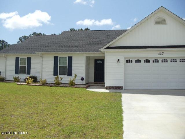 117 Blue Haven Drive, Hubert, NC 28539 (MLS #100098497) :: The Oceanaire Realty