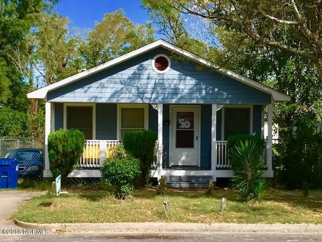 719 Campbell Street, Wilmington, NC 28401 (MLS #100099110) :: RE/MAX Essential