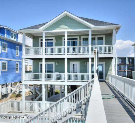 2719 W Beach Drive, Oak Island, NC 28465 (MLS #100099153) :: RE/MAX Essential