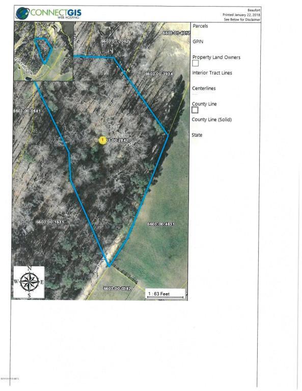 Lot 8 Fort Hills Dr., Blounts Creek, NC 27814 (MLS #100099301) :: The Keith Beatty Team