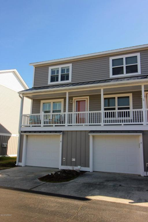 2511 Front Street #8, Beaufort, NC 28516 (MLS #100099699) :: The Oceanaire Realty