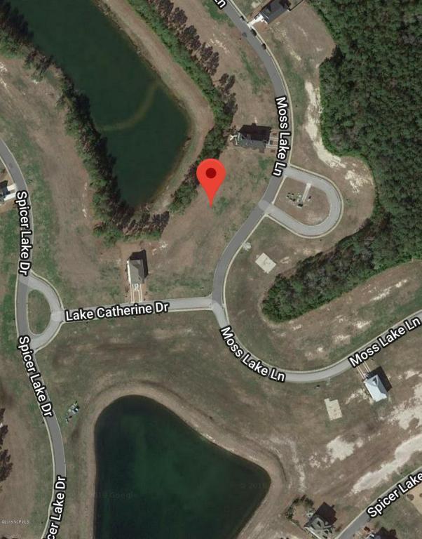 552 Moss Lake Lane, Holly Ridge, NC 28445 (MLS #100099862) :: RE/MAX Essential