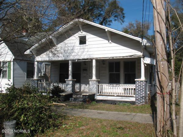 711 Campbell Street, Wilmington, NC 28401 (MLS #100100220) :: RE/MAX Essential