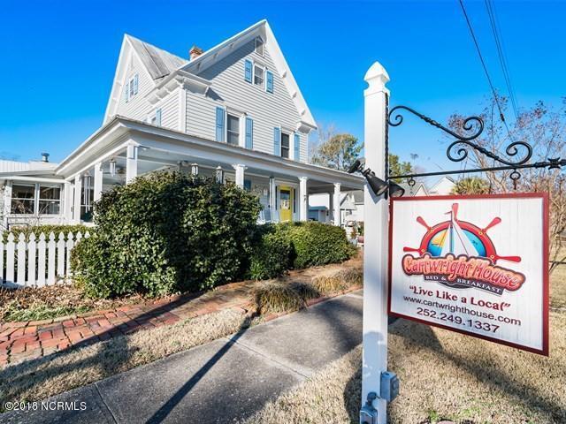301 Freemason Street, Oriental, NC 28571 (MLS #100100225) :: Century 21 Sweyer & Associates