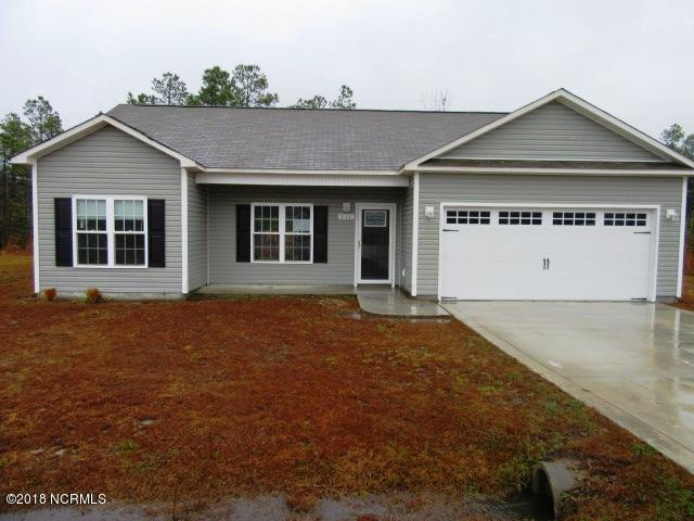 111 Lilac Lane, Richlands, NC 28574 (MLS #100100257) :: RE/MAX Essential
