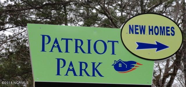 100 Patriot Court, Havelock, NC 28532 (MLS #100100812) :: Century 21 Sweyer & Associates