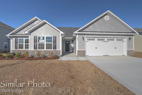 303 Strut Lane, Richlands, NC 28574 (MLS #100100992) :: Terri Alphin Smith & Co.