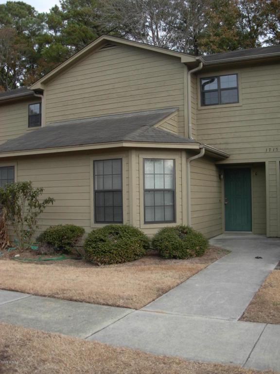 1715 S 41st Street G, Wilmington, NC 28403 (MLS #100101057) :: Courtney Carter Homes