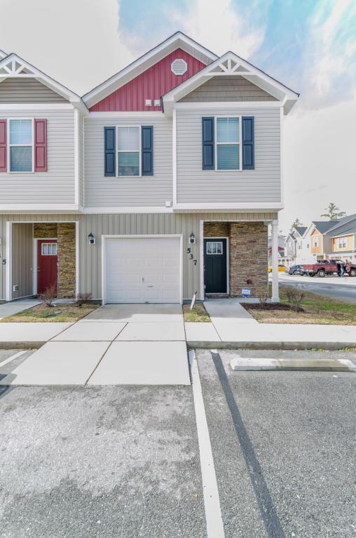 537 Caldwell Loop, Jacksonville, NC 28546 (MLS #100101065) :: Century 21 Sweyer & Associates
