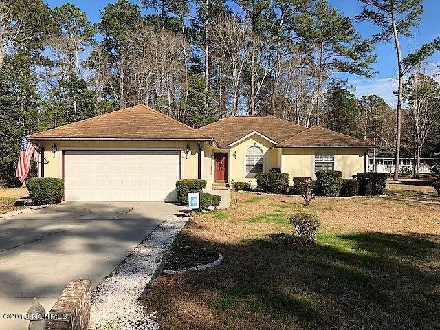 5 Bayberry Circle, Carolina Shores, NC 28467 (MLS #100101069) :: RE/MAX Essential