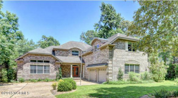 1117 Futch Creek Road, Wilmington, NC 28411 (MLS #100101464) :: RE/MAX Essential