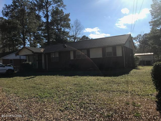 124 Armstrong Drive, Jacksonville, NC 28540 (MLS #100101556) :: Harrison Dorn Realty