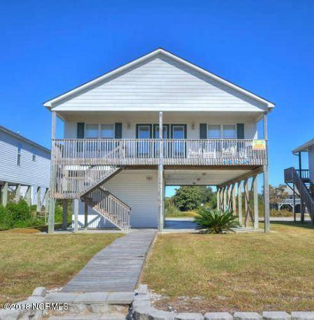 2525 W Dolphin Drive, Oak Island, NC 28465 (MLS #100101654) :: The Keith Beatty Team