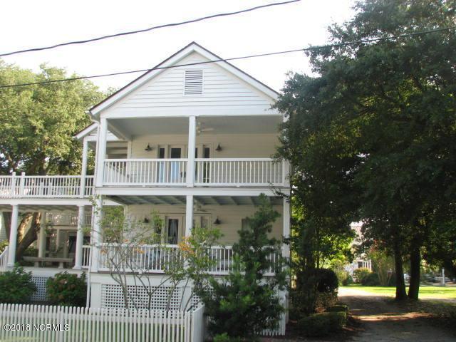103 Moore Street #5, Beaufort, NC 28516 (MLS #100101693) :: Courtney Carter Homes