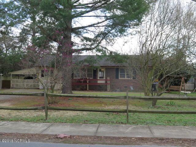 519 Fayetteville Street, Clinton, NC 28328 (MLS #100101755) :: Century 21 Sweyer & Associates
