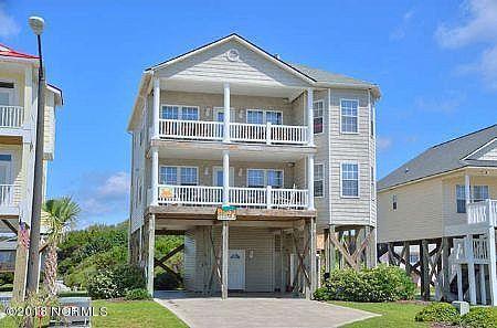 218 W Beach Drive, Oak Island, NC 28465 (MLS #100101787) :: The Keith Beatty Team