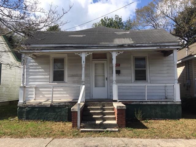 110 S 11th Street, Wilmington, NC 28401 (MLS #100102150) :: RE/MAX Essential