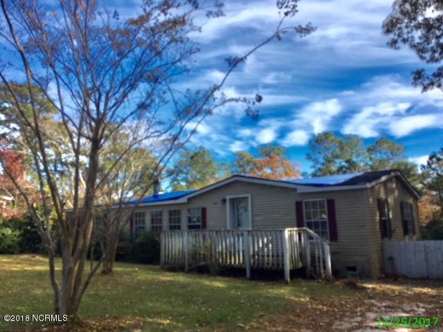 131 Youpon Drive, Hubert, NC 28539 (MLS #100102595) :: David Cummings Real Estate Team