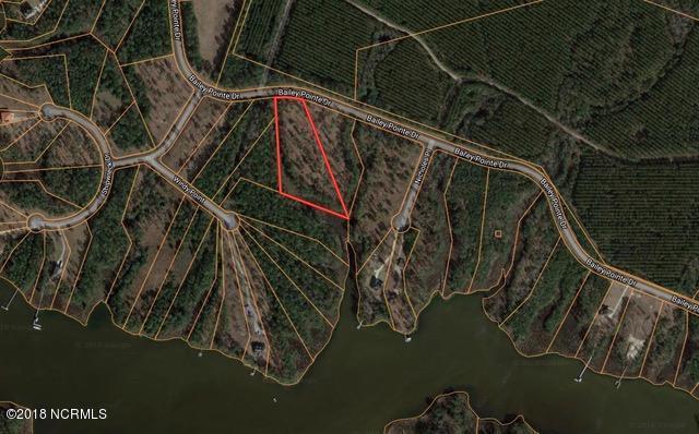 Lot 33 Bailey Pointe Drive, Belhaven, NC 27810 (MLS #100102599) :: Century 21 Sweyer & Associates