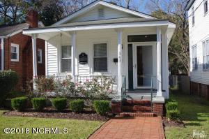 313 N 6th Street, Wilmington, NC 28401 (MLS #100102718) :: David Cummings Real Estate Team