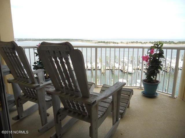 100 Olde Towne Yacht Club Road 402 & Boat Slip, Beaufort, NC 28516 (MLS #100103564) :: The Oceanaire Realty