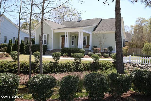 416 Bayfield Drive, Wilmington, NC 28411 (MLS #100104300) :: Harrison Dorn Realty